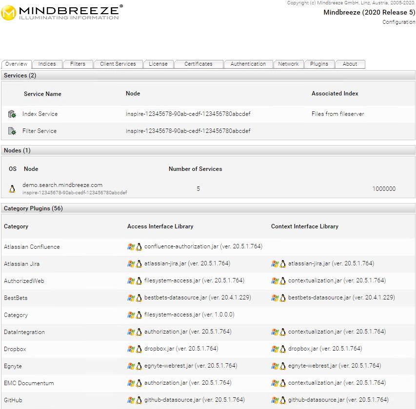 Documentation - Mindbreeze InSpire